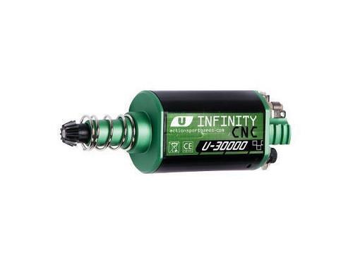 ASG Infinity CNC U-30,000rpm Motor, Long  17854