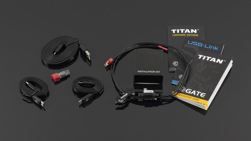 Gate TITAN V3 ADVANCED Firmware Drop-In Programmable Mosfet, Complete  TTN3-A