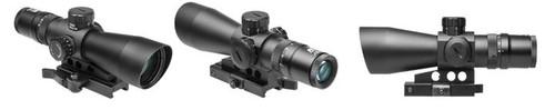 NcStar Gen2 MK III Tactical 3-9x42 Mil-Dot Scope  STM3942GV2