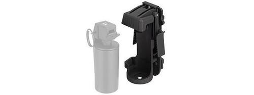 QR Flash Bang Polymer Grenade Holster for Molle, Black  CA-1256B