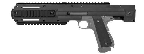 Lancer Tactical Carbine Conversion Kit for 1911 Pistol, Black  CA-500B