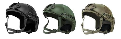 Bravo MH Style Fast Helmet, Ver.3 (NO holes)