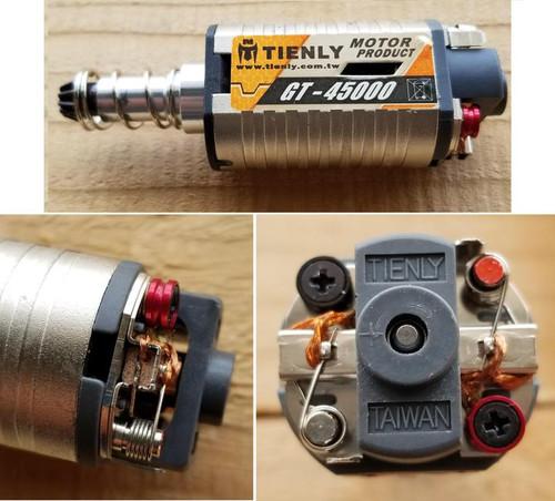 Tienly GT-45000 Ultra High Speed F5000 Series AEG Motor