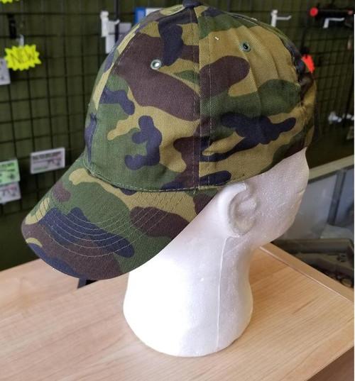 Voodoo Tactical Adjustable Ball Cap, Woodland  08-1173121000
