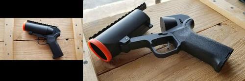 6mmProShop Pocket Cannon Grenade Launcher Pistol