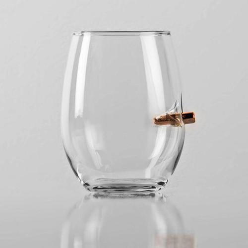 BenShot Bulletproof Wine Glass 15oz