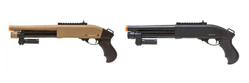 JAG Arms Super CQB Scattergun Green Gas Shotgun