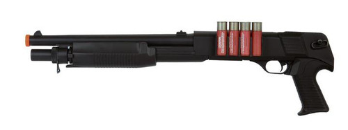 AGM M183-A1 Sawed Off Single Shot Pump Shotgun w/ 4 Shells  M183A1