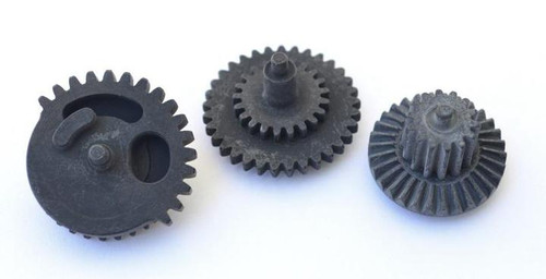 Siegetek 10.44 Ratio Revolution Plus Gear Set for V2/V3, Gen.2  **PROFESSIONAL INSTALLATION REQUIRED**  GS-RP