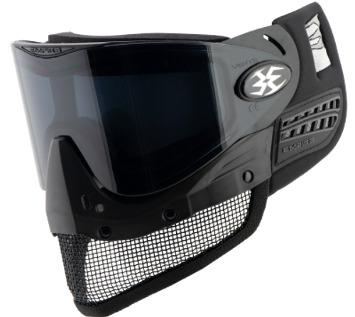 Empire E-Mesh Goggle w/ Thermal Smoke Lens (BLACK)  23340
