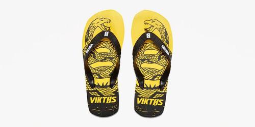VIKTOS Chuville Treadnaught Sandal, Yellow