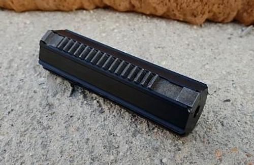 Retro Arms CNC 19 Full Steel Teeth SR25 POM Piston  7228