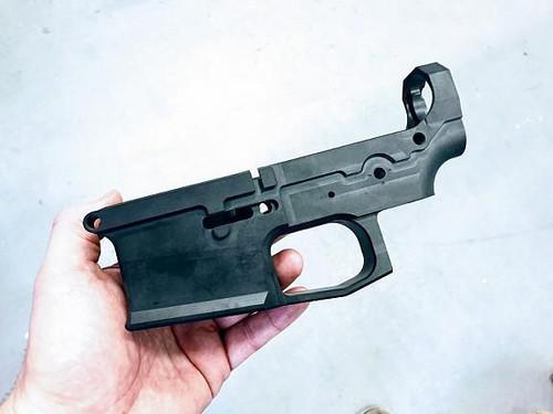 Retro Arms CNC AR15 Lower PA6 30%GF (SUPER LIGHTWEIGHT)  7514