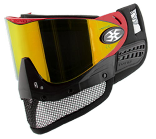 Empire E-Mesh Goggle w/ Thermal Mirror Lens (RED)  23342