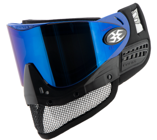 Empire E-Mesh Goggle w/ Thermal Mirror Lens (BLUE)  23341