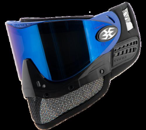 Empire E-Mesh Goggle w/ Thermal Mirror Lens (BLUE)  23341