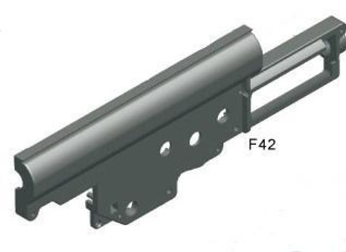 ARES Stoner LMG Gearbox Shell, Left  F42