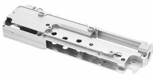 Retro Arms CNC M249/PKM - QSC 8mm Gearbox, Silver  6390