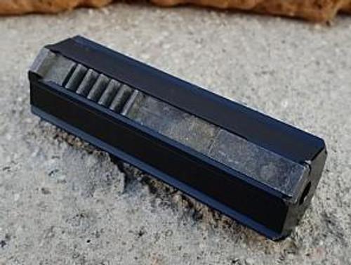 Retro Arms CNC 9 Steel Teeth POM Piston  7227