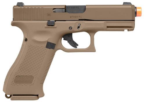 Elite Force GLOCK G19X Gen5 GBB Pistol by VFC, Tan  2276328