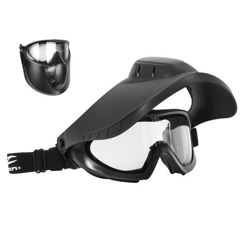 Valken VSM Thermal Goggle w/ Flip-Down Face Shield4