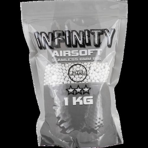 Valken Infinity .25g x 4000rnd Bag, White  74701