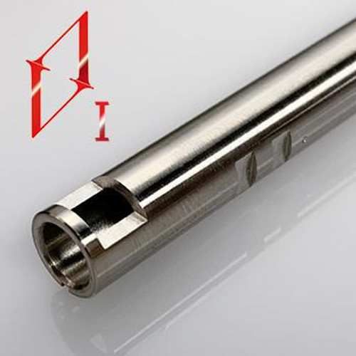 """Lambda """"One"""" Stainless Steel 6.01ID 128mm for ARP9 Precision Inner Barrel  SUS304"""
