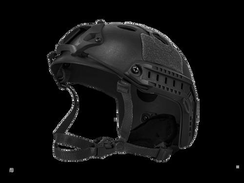 Bravo PJ Style Fast Helmet, Ver.3 (round holes)