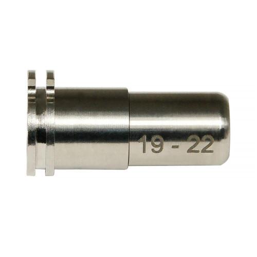MAXX Model CNC Titanium Adjustable Air Seal Nozzle for AEG