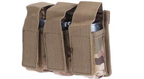 Lancer Triple Molle 40mm / M203 Grenade Pouch
