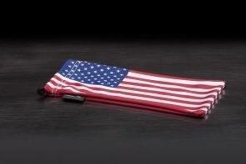 ESS US Flag Microfiber Protective Cleaning Bag
