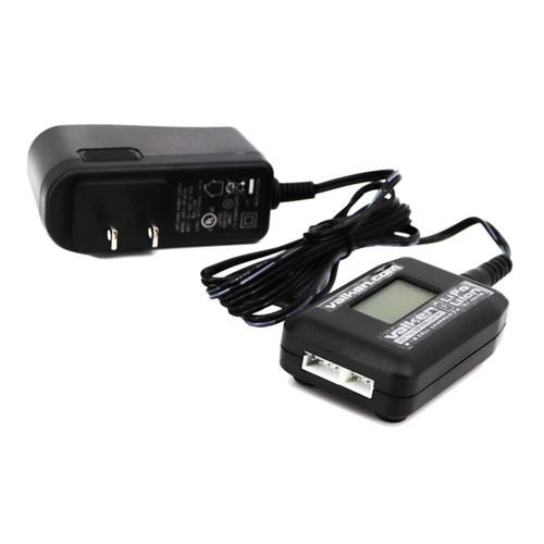 Valken Digital Display Li-Ion/Lipo Smart Battery Charger for 2-3 Cell Batteries  87749