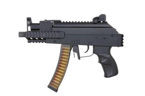 G&G PRK 9 AEG, Short w/o Stock 9mm AK  GRK-9mm-ETU-BNB-NCM