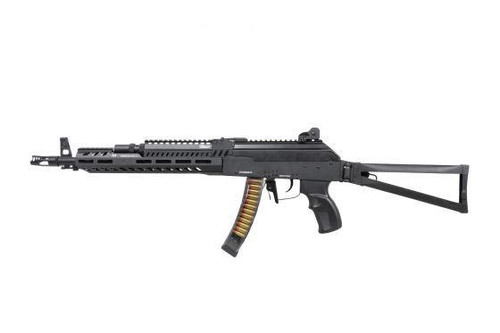 G&G PRK 9L AEG, Long w/ Folding Stock 9mm AK  GRK-09L-ETU-BNB-NCM