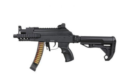 G&G PRK 9 RTS AEG, w/ Adjustable Stock 9mm AK  GRK-9MM-RTS-BNB-NCM