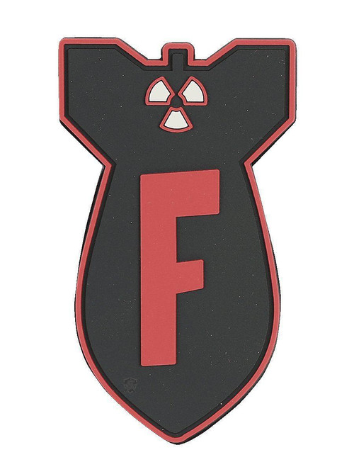 5ive Star Gear F Bomb Morale Patch  TSP-6698000