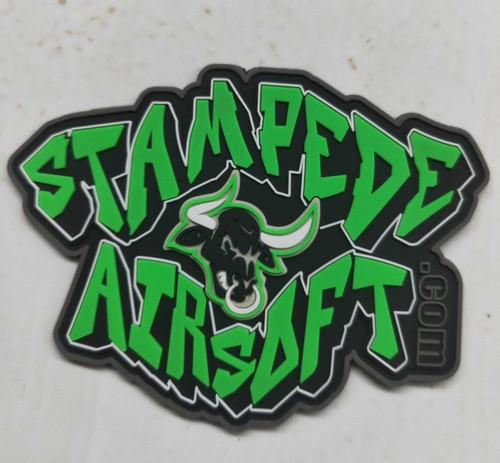 2019 Stampede Graffiti Patch