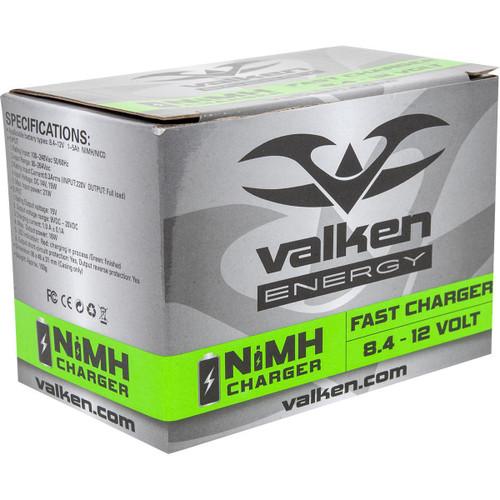 Valken 8.4v-12v NiMH Fash 1A Charger  95775