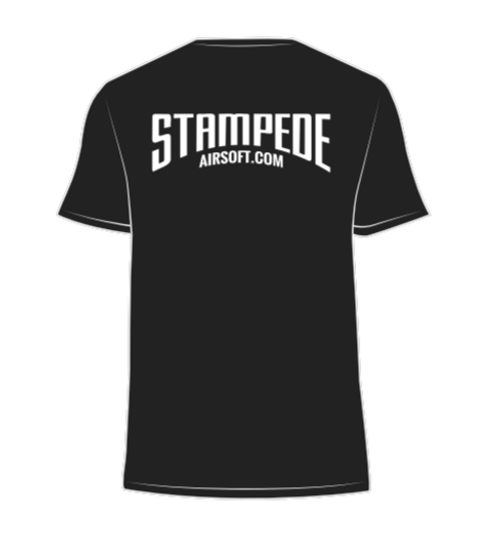 2020 Stampede T-Shirt 9 point for 9 years!