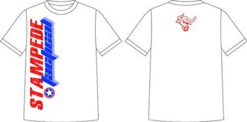 2016 Stampede T-Shirt  -  RWB on Black
