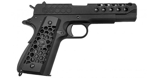 WE-Tech Hex Cut 1911, Gen.2 GBB Pistol