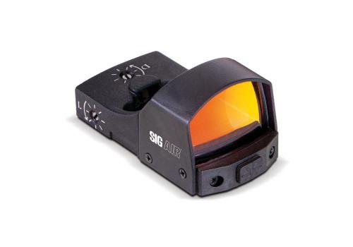 Sig Sauer 1x23mm Air Reflex Red Dot 3 MOA Dot Reticle