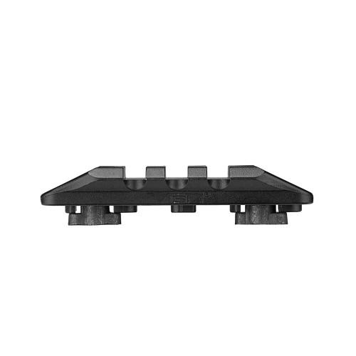 VISM M-LOK & KeyMod Picatinny Accessory Rail - Short  VMMK3B