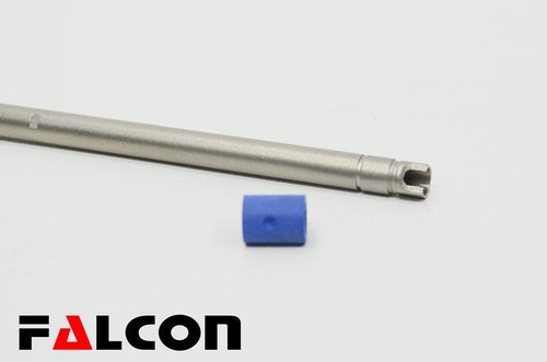 Falcon 6.01ID 317mm Extended Steel Precision Inner Barrel w/ 60* Bucking for KWA/KSC MP9/TP9 GBB