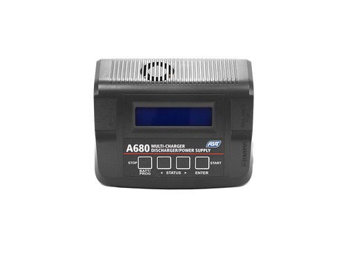 ASG A680 Universal Charger for NiMH, LiPO, NiCd, LiFe Battery  50269