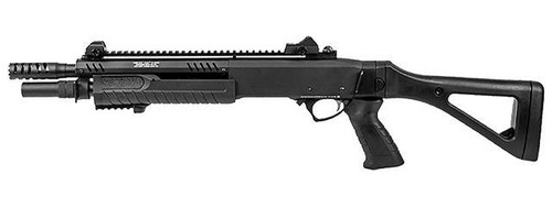 FABARM STF12 Compact Gen4 Green Gas Pump Shotgun by BO Manufacturer