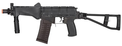 LCT SR-3M Vikhr Assault Rifle AEG w/ Foldable Foregrip
