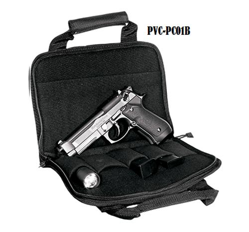 UTG Deluxe Pistol Case     PVC-PC01B