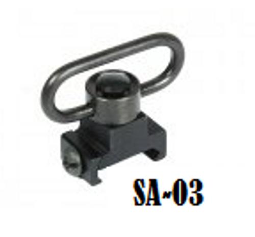 Madbull QD Sling Adaptor and Sling Swivel     SA-03