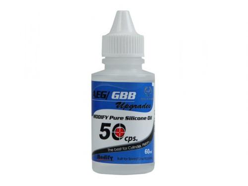 Modify Pure Silicone Oil, 50cps (characters per second), 60ml     GB-11-01
